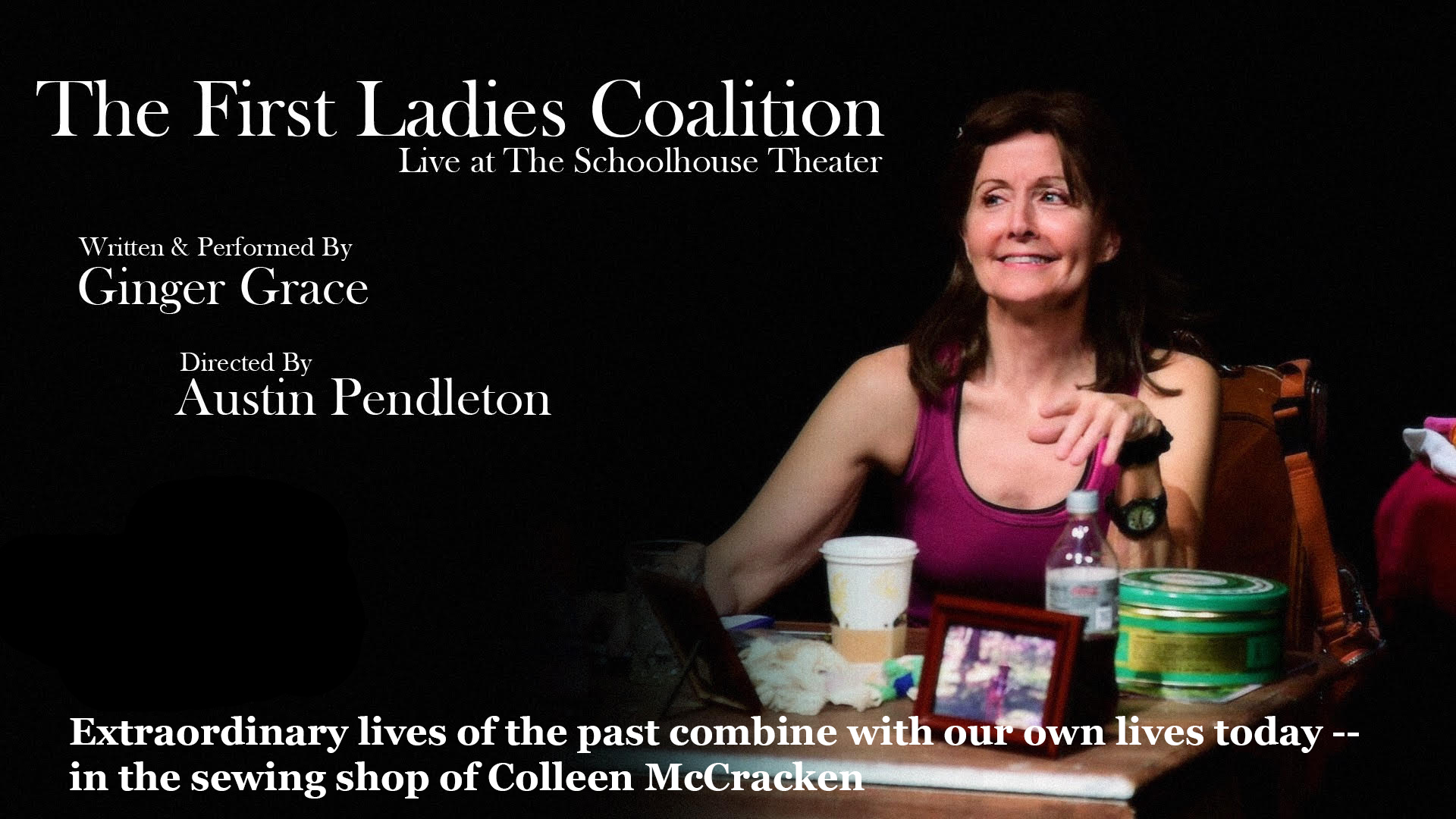The First Ladies Coalition Live at The Schoolhouse Theater